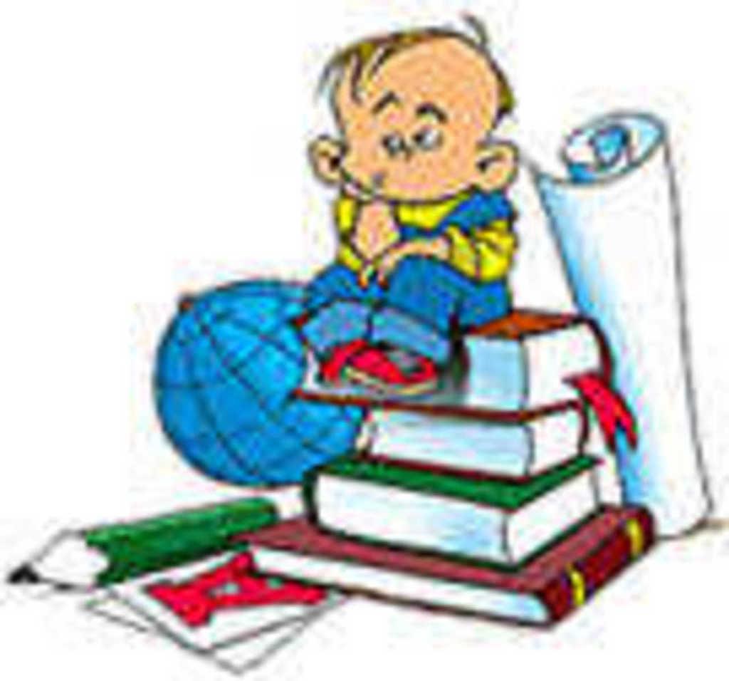 мальчик книги